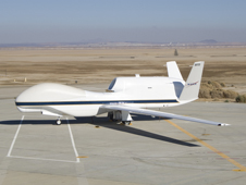 Global Hawk unmanned aircraft