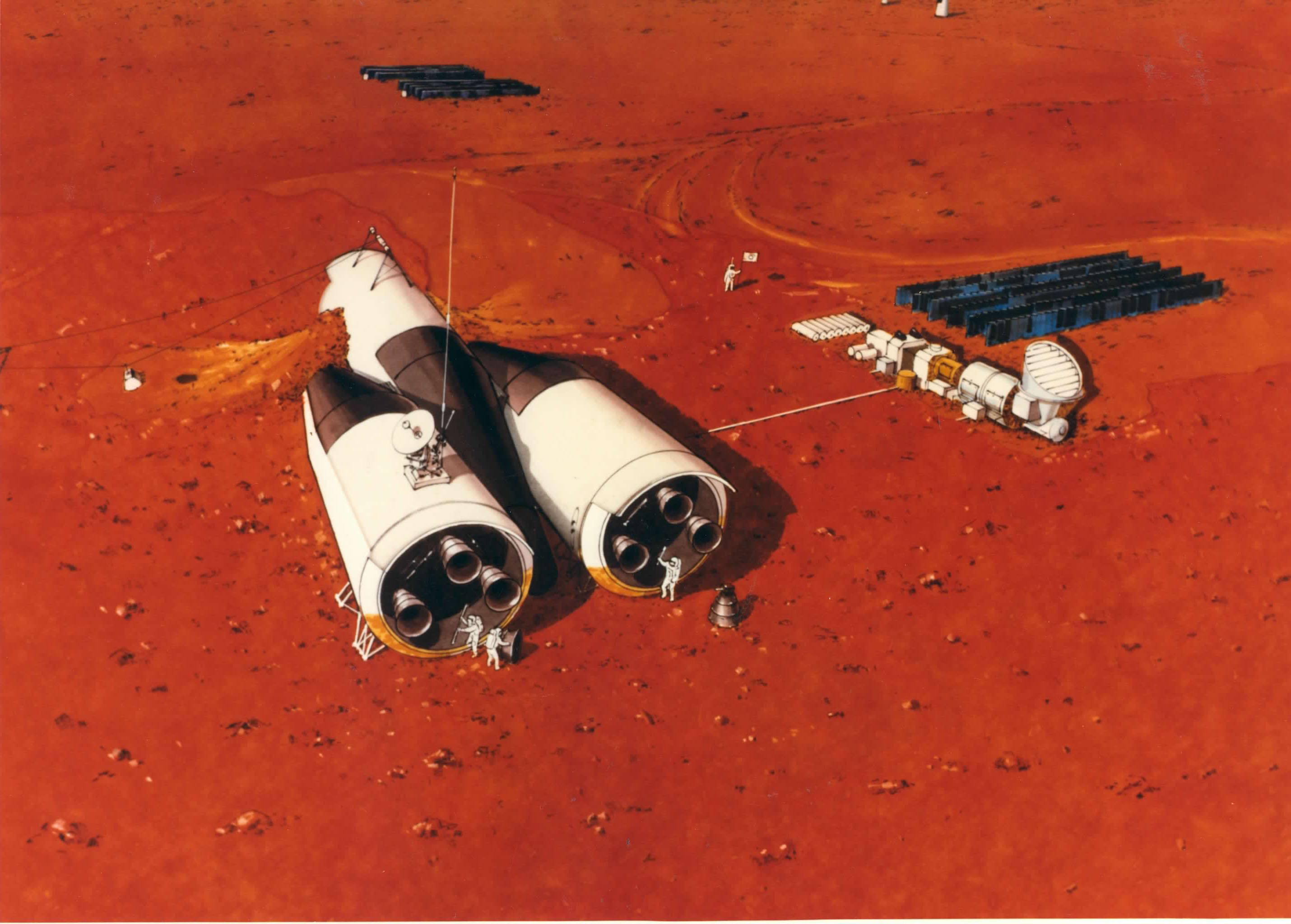 NASA - Mars Missions