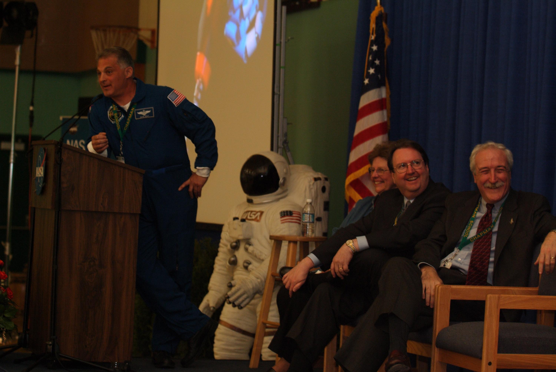 NASA - Explorer School at Sheridan, Oregon