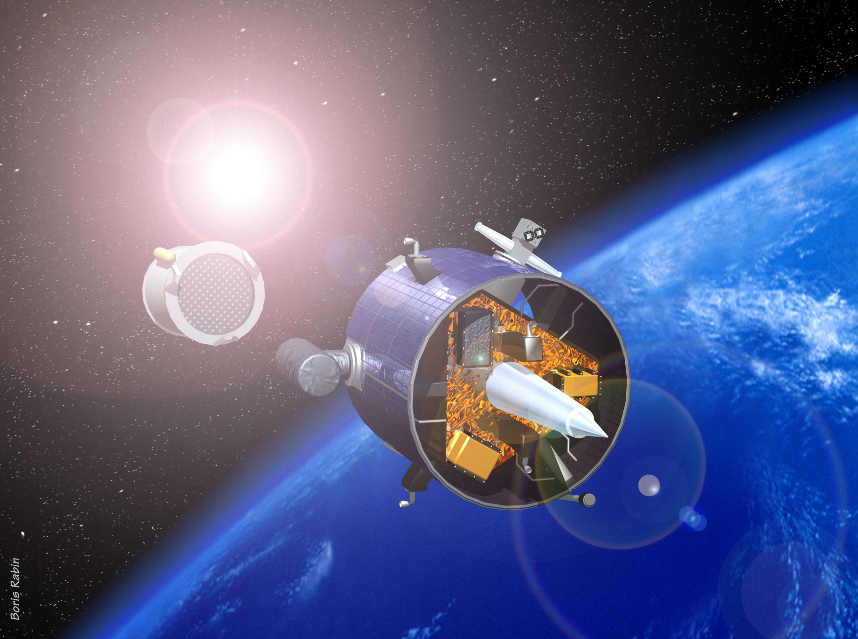 lunar prospector spacecraft - photo #11