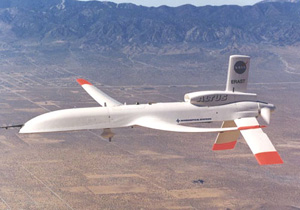 Remotely piloted Altus II
