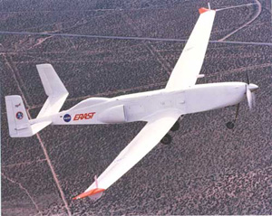 Scaled Composites Demonstrator 2, or D-2