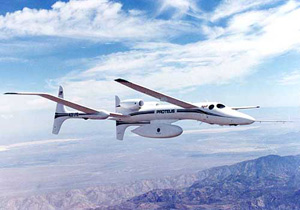 Scaled Composite's Proteus aircraft