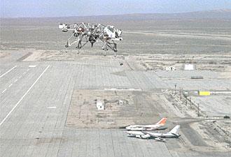Nasa Nasa Dryden Technology Facts Lunar Landing