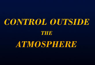 Control Outside the Atmosphere (Slide 11)