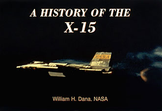 A History of the X-15