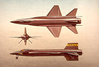 X-15 Illustration