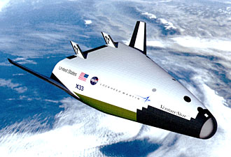 X-33 Advanced Technology Demonstrator
