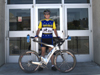 Race Across America competitor Kevin Walsh has ridden his bike 70 miles roundtrip to his engineering job at NASA Dryden almost daily for more than 25 years.