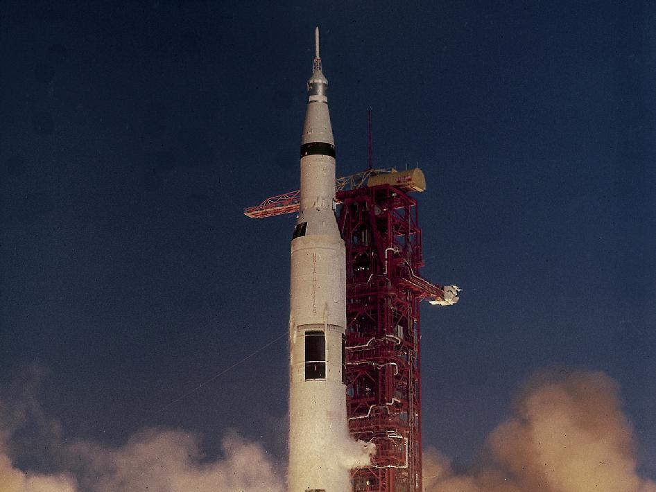 Apollo 8 1968 - Pics about space