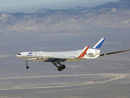 X-48B