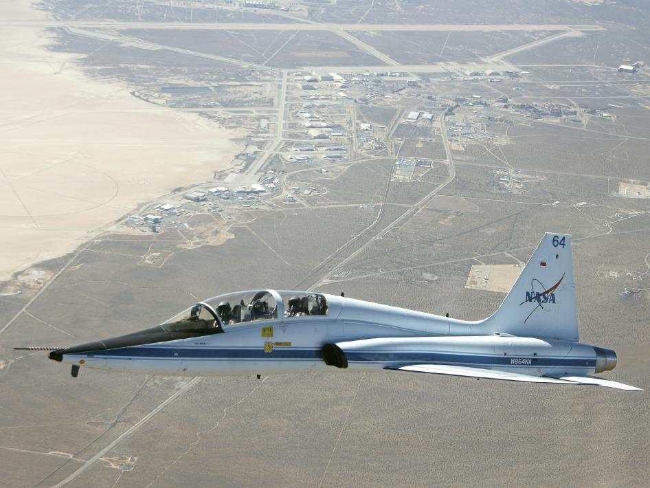 NASA T-38 Talon 908 - Pics about space