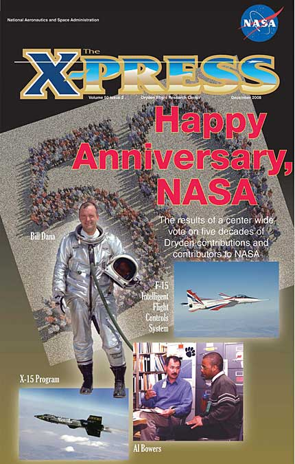 Cover of 50th anniversary X-Press