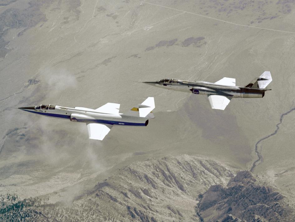 NASA - F-104 Starfighter