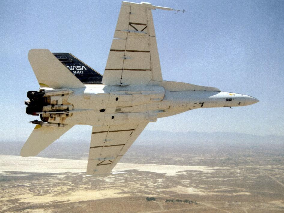 nasa f 18 pilot - photo #30