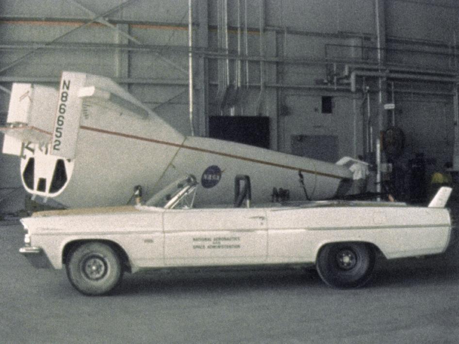 NASA - M2-F1