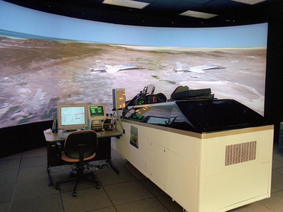 astronaut flight simulator - photo #13