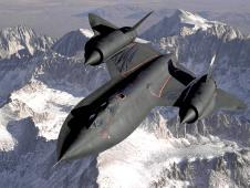 SR-71 - In-flight from tanker
