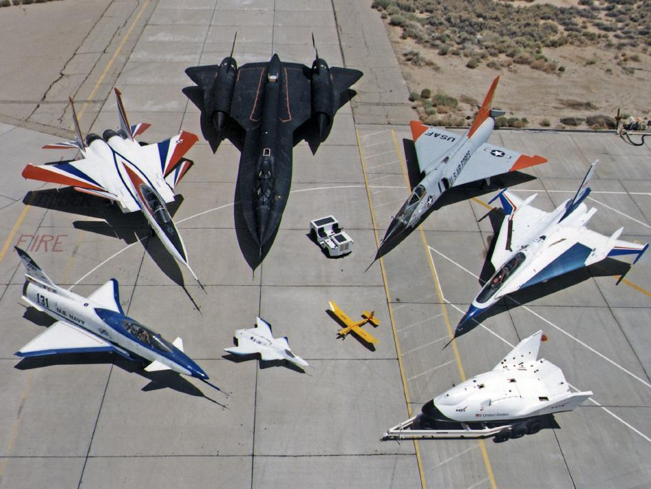 nasa fighter aircraft - photo #28