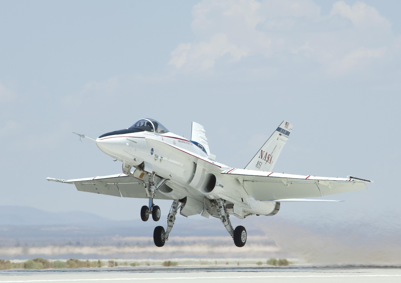 nasa f 18 pilot - photo #27