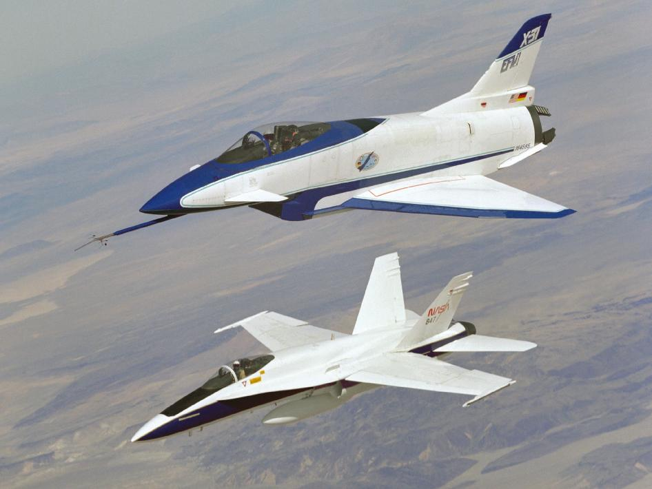 nasa fighter aircraft - photo #12