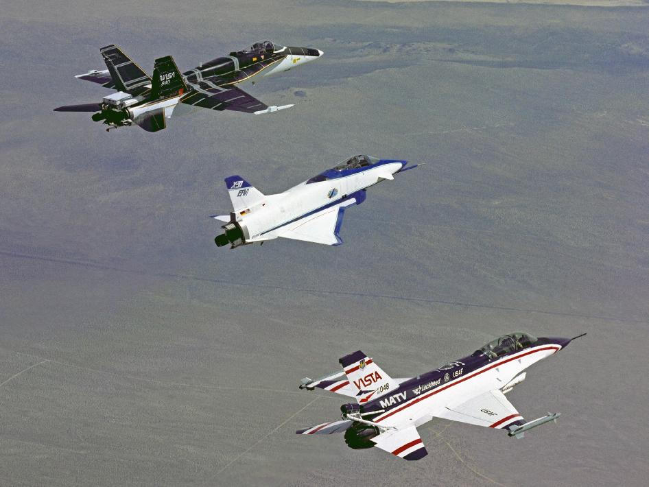 nasa fighter aircraft - photo #17