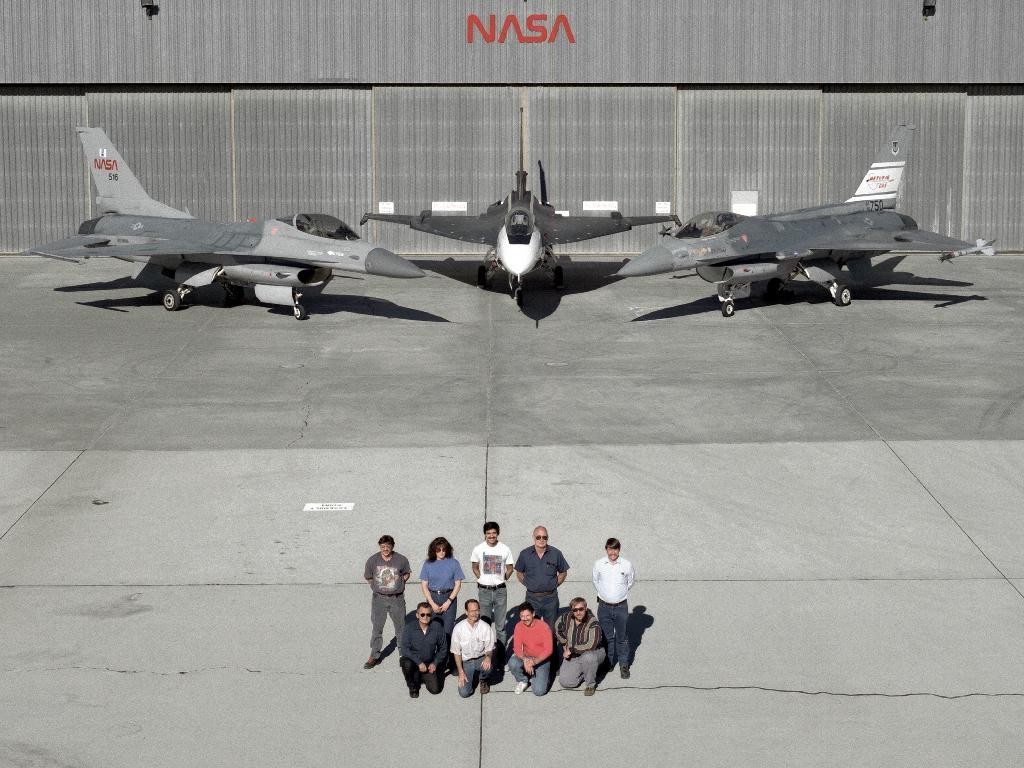 Aviones de la Nasa - Parte 4 ( Historicos )