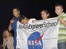 NASA Explorer Schools featured at Dryden Space Flight Center