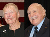 Retired NASA Dryden employees Betty Love and John McTigue have been honored as 2009 Eagles by the Flight Test Historical Foundation.