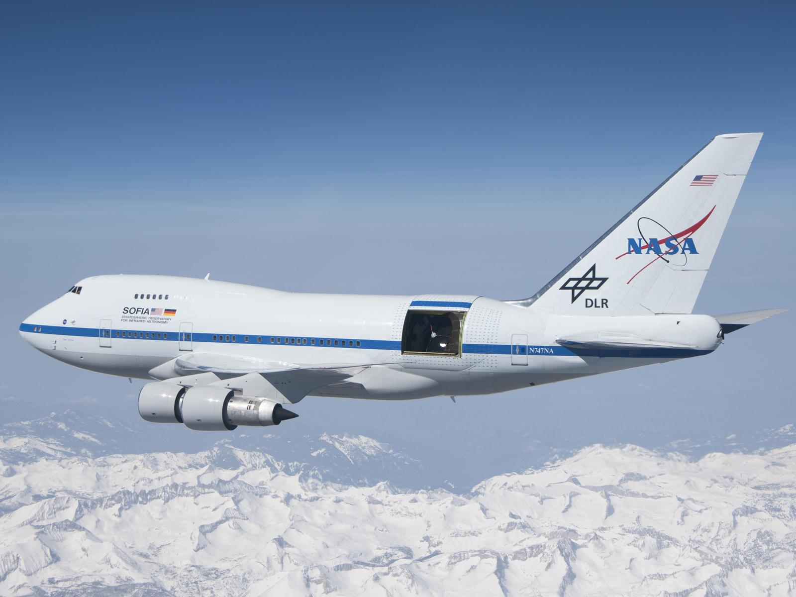 34735623f6b Giant airplane-mounted telescope sees first light! - Bad Astronomy ...