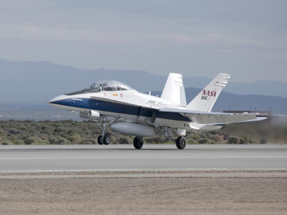 nasa f 18 pilot - photo #22