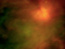 Infrared image of the heart of the Orion star-formation complex