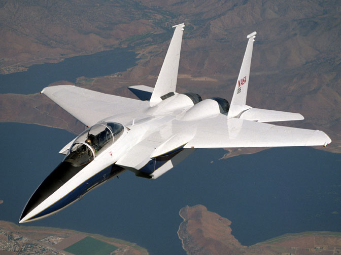 nasa fighter aircraft - photo #2