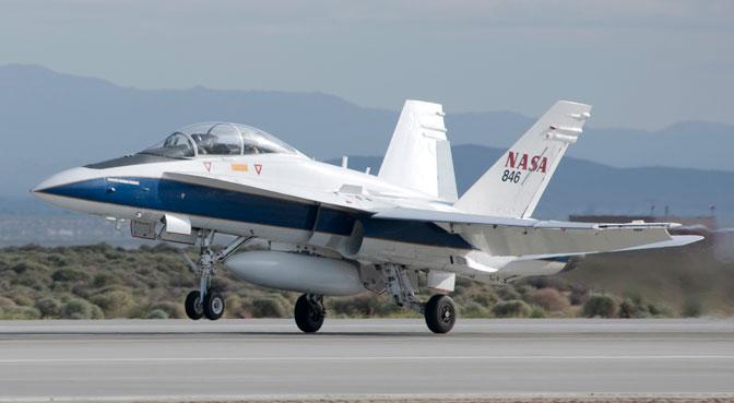 nasa f 18 pilot - photo #13