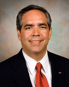 Image of David McBride, Director, Dryden Flight Research Center