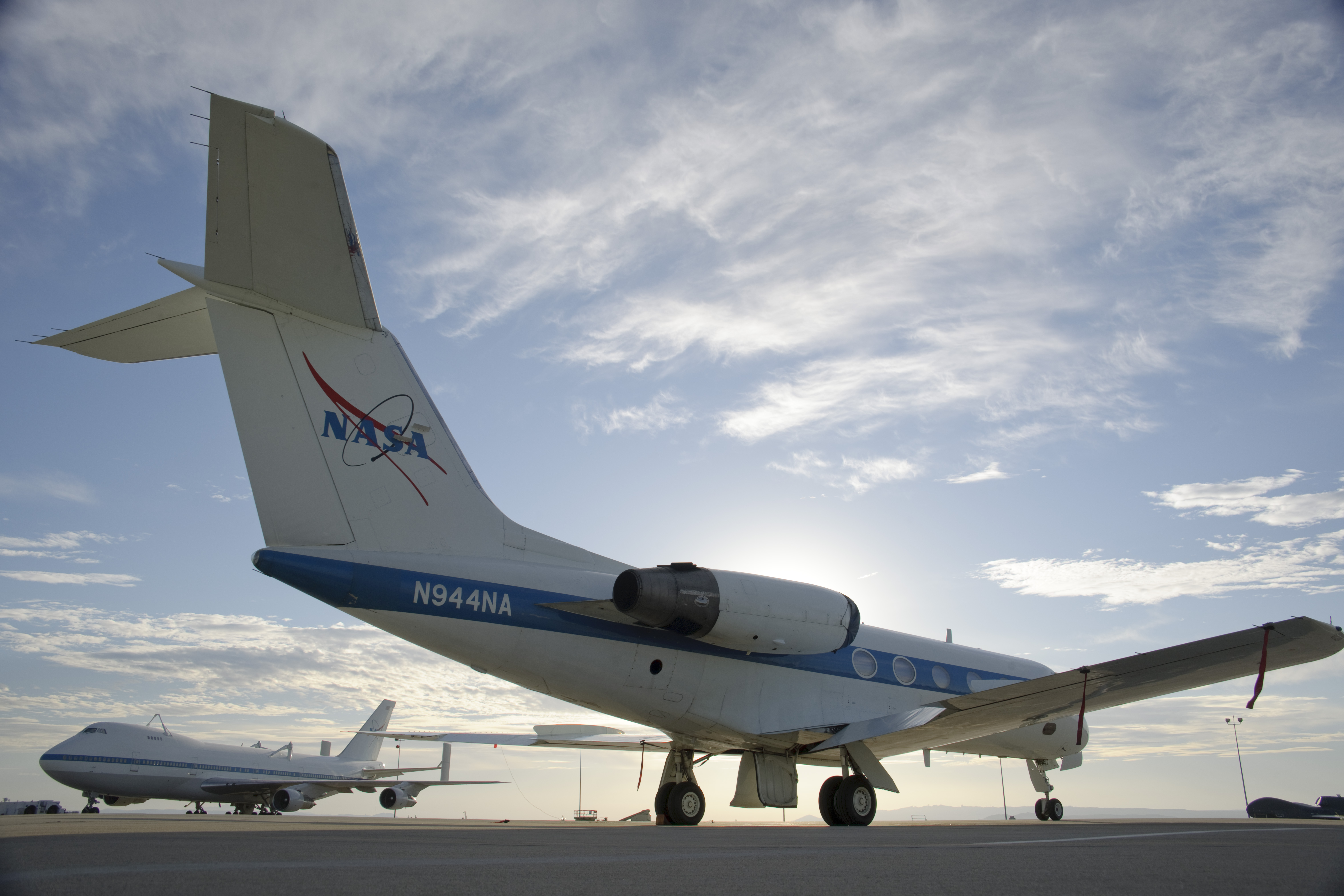 NASA - Shuttle Training Aircraft to be Retired at NASA Dryden