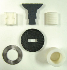 high-temperature fastener system