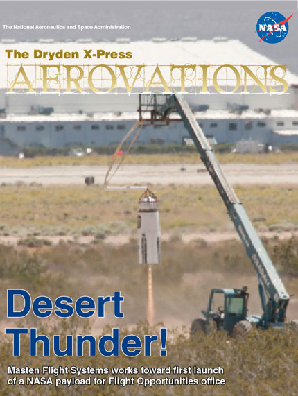 cover of 2011 Aerovations publication