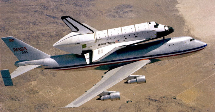 how was nasa space shuttle challenger designer - photo #27
