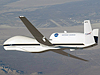 NASA's Global Hawk remotely operated Earth science aircraft