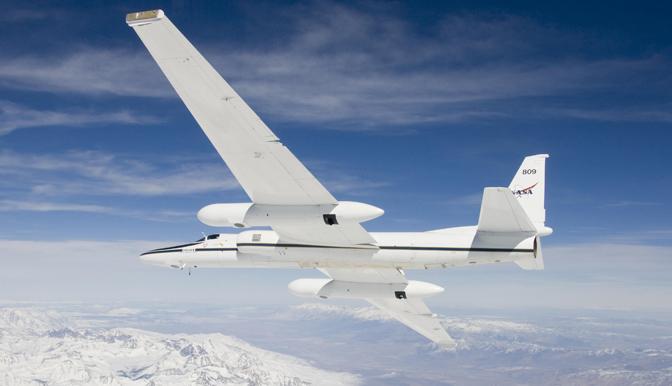 nasa high altitude aircraft - photo #11
