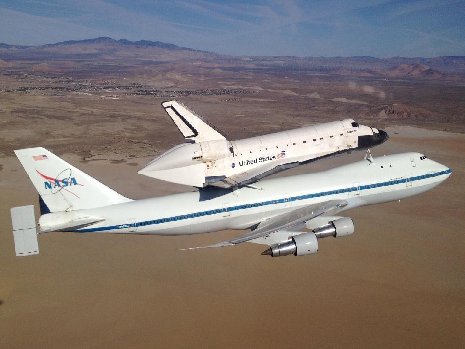 endeavour final flight nasa - photo #1