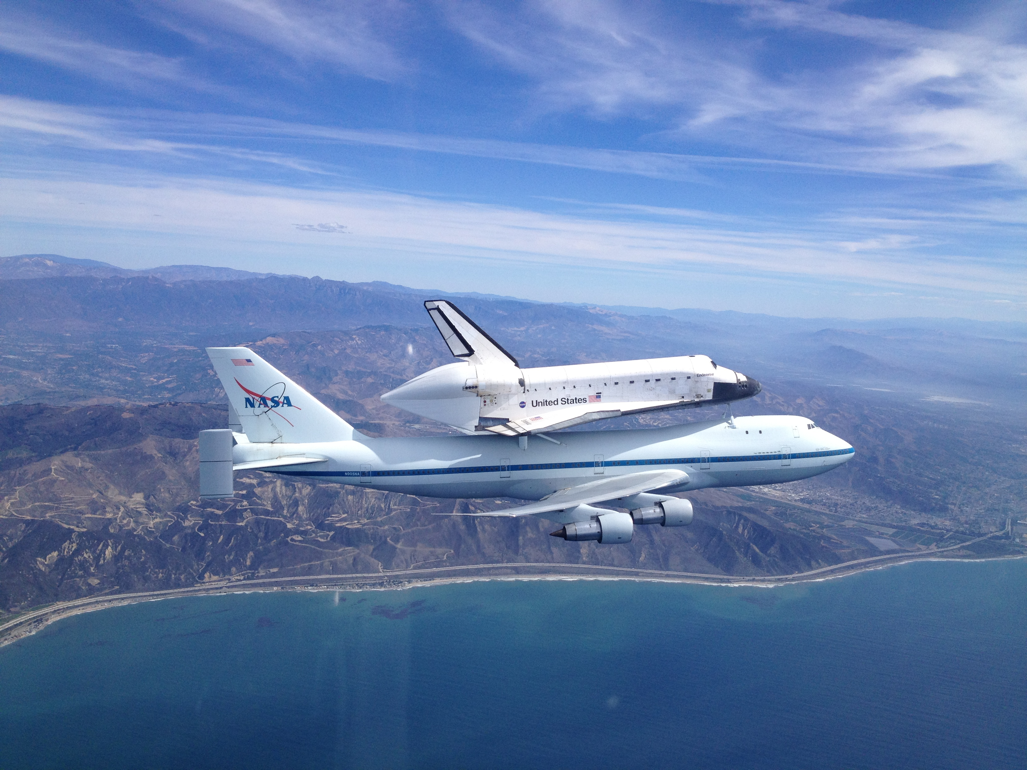 space shuttle endeavour size - photo #47