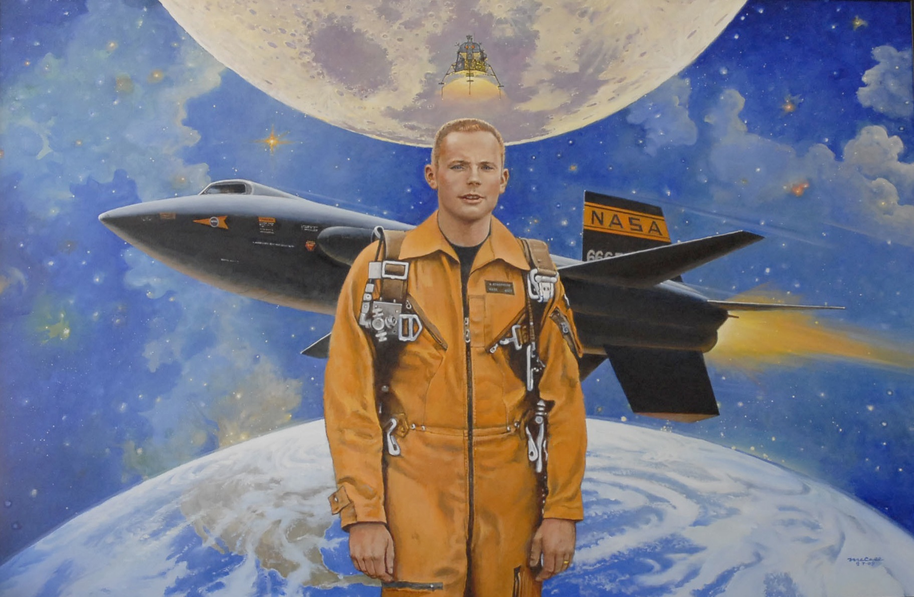 NASA - Neil Armstrong Remembered at Gathering of Eagles