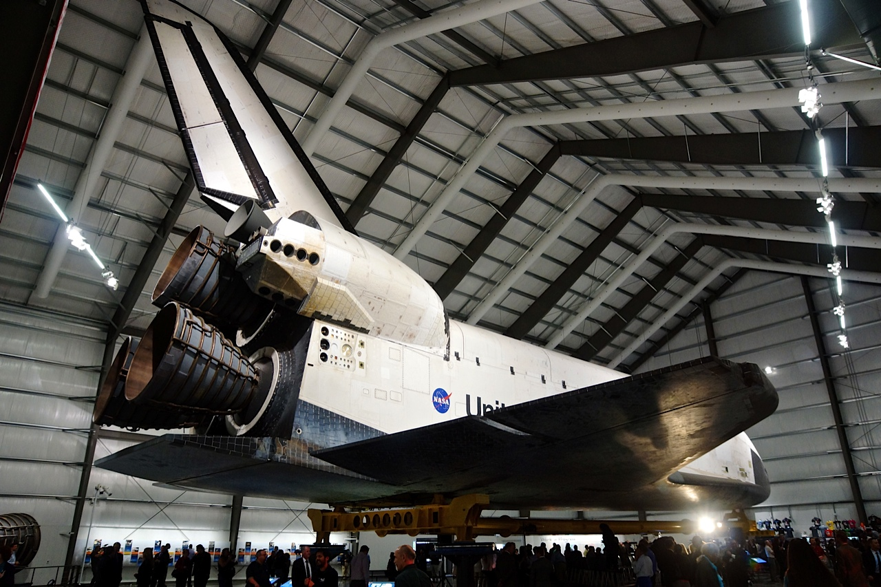 NASA - Endeavour's Legacy to Live on at California Science ...