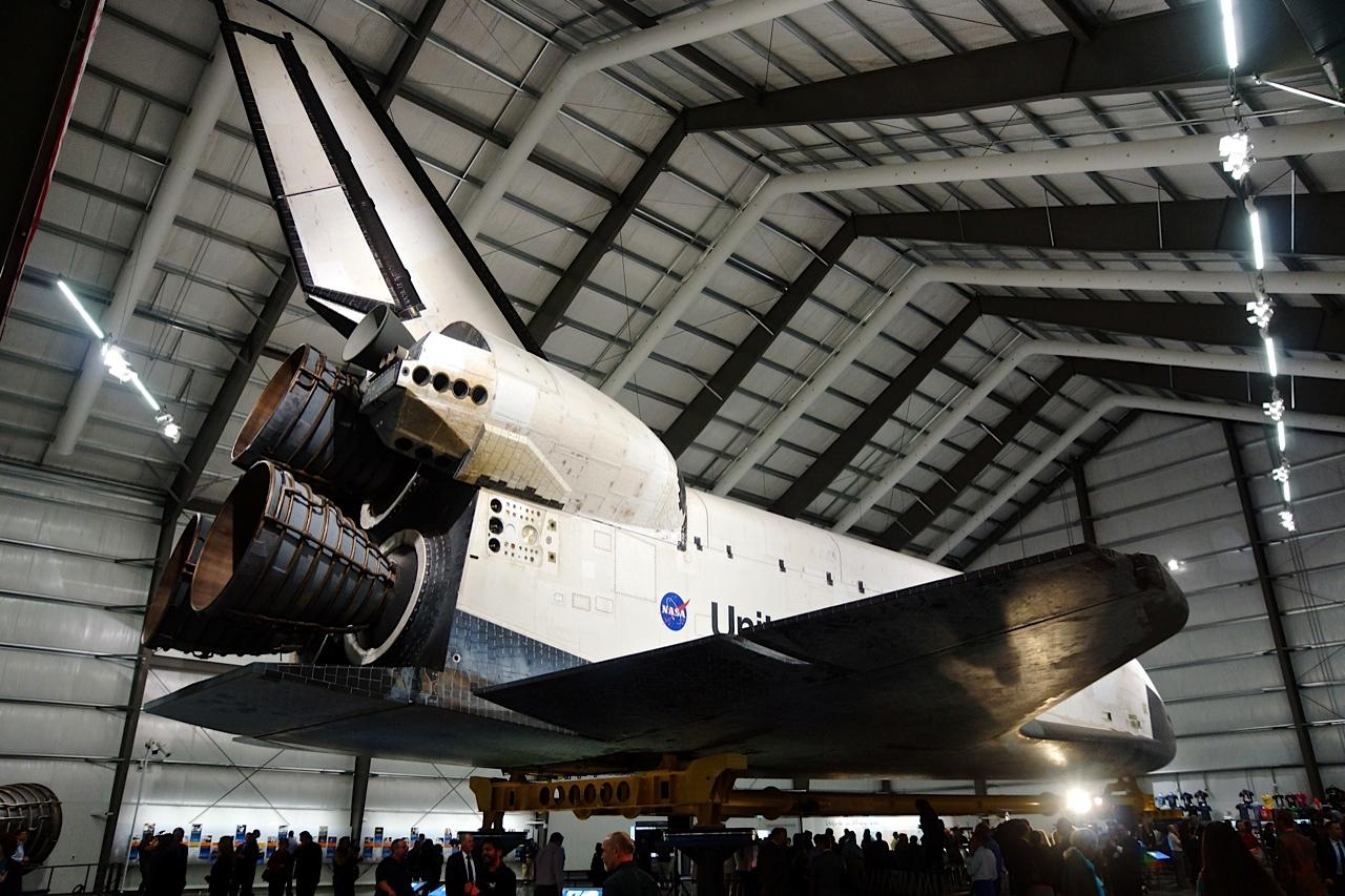 space shuttle endeavour erster flug - photo #24
