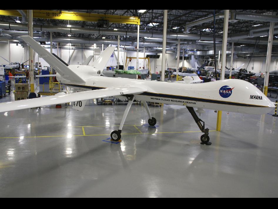Nasa Space Act Agreement Expands Ikhana Cc2 Capabilities