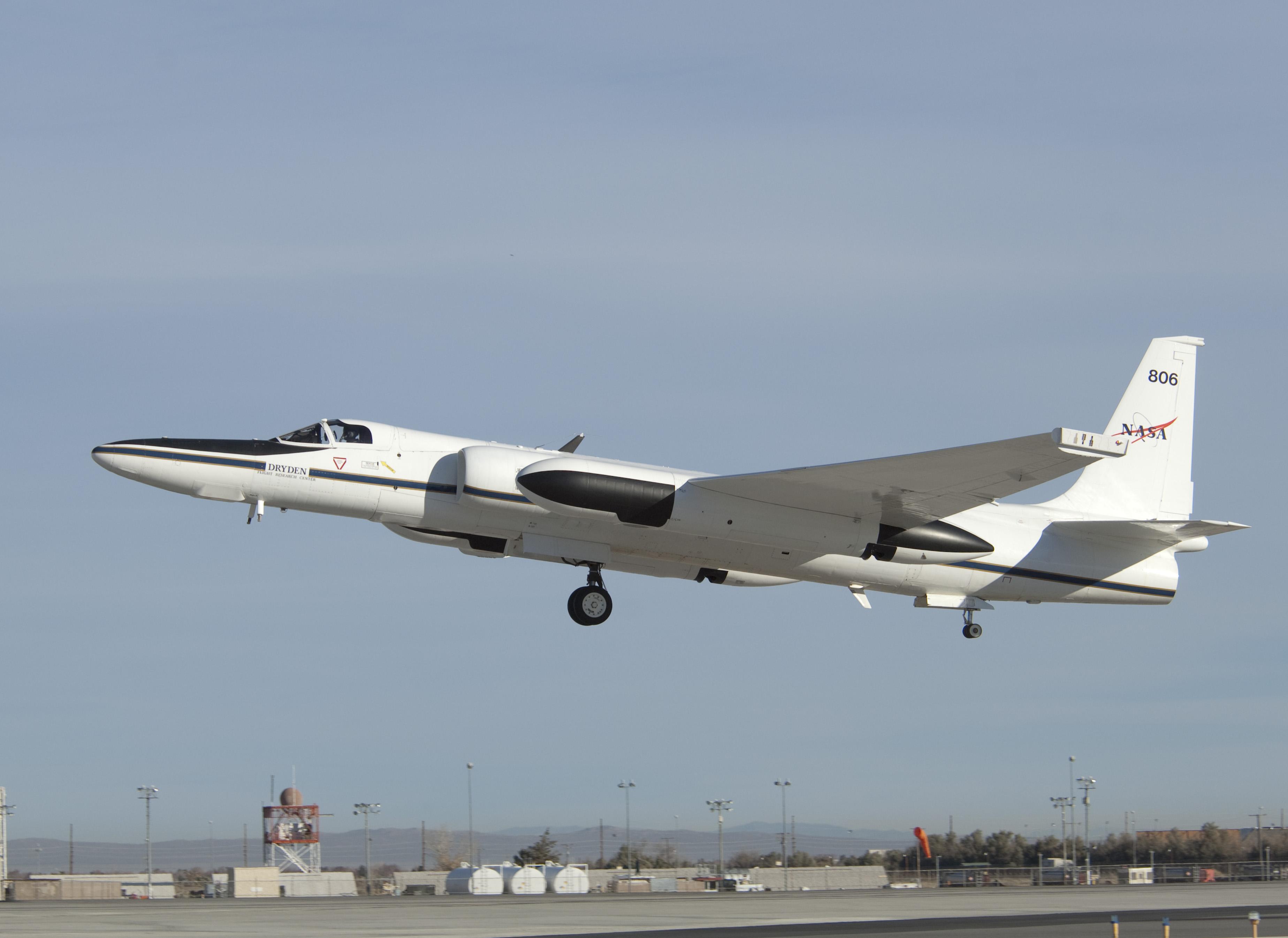 nasa high altitude aircraft - photo #2