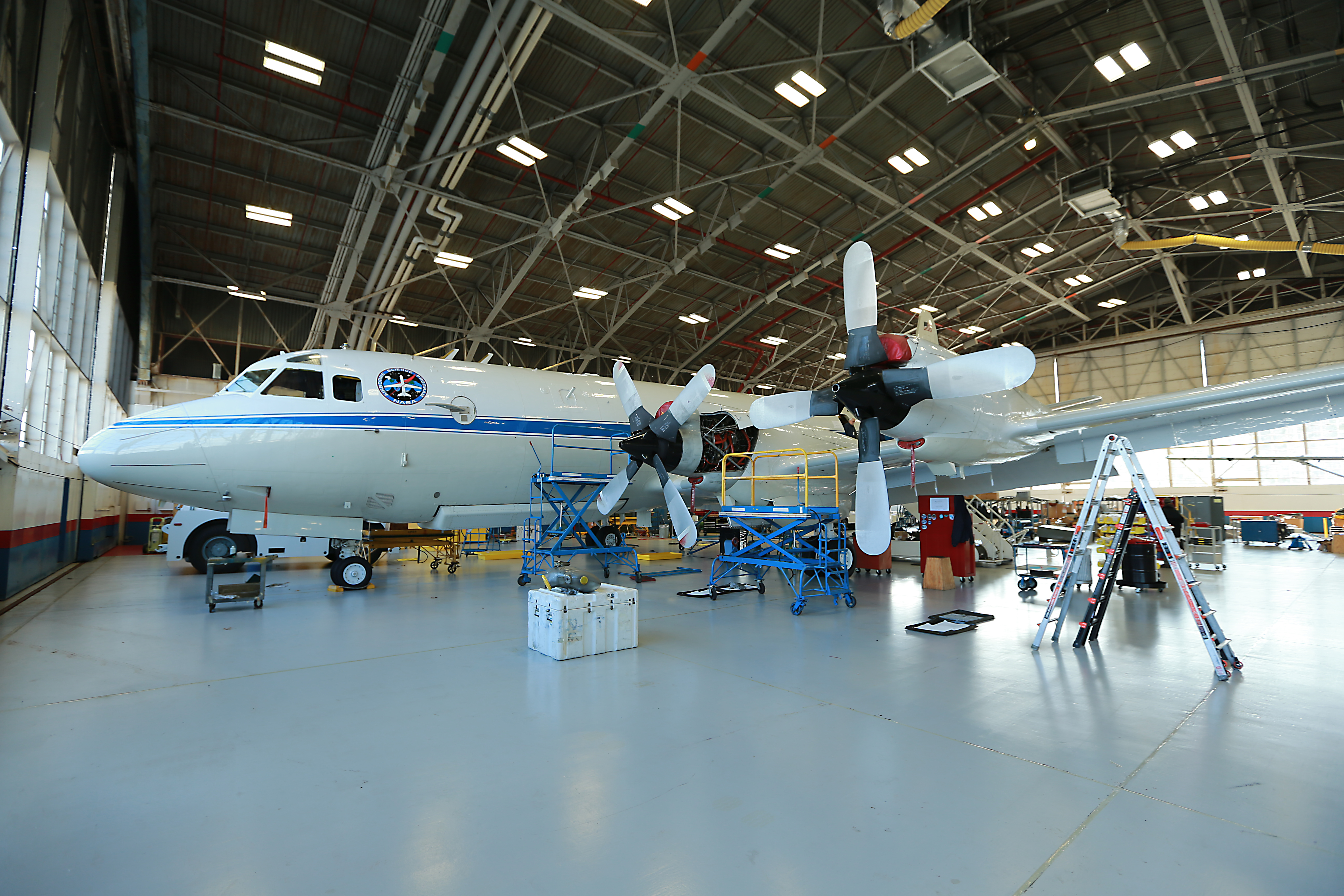 Nasa major nasa air pollution study to fly over california for Nasa air study