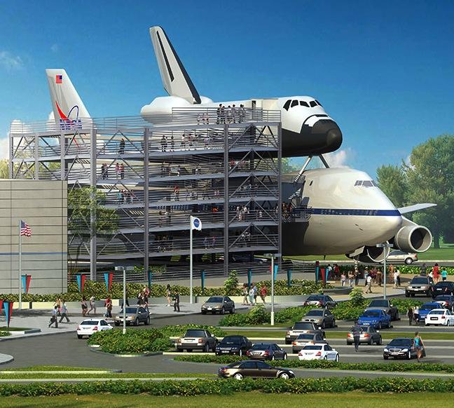 space shuttle landing in houston - photo #38